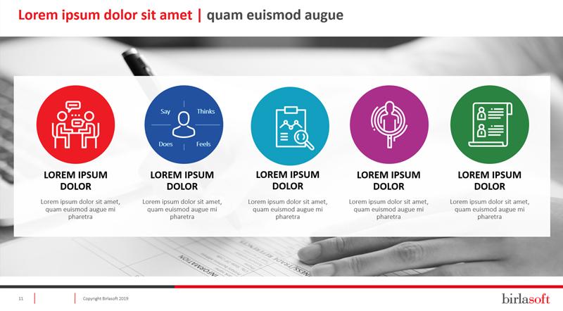 sales slides
