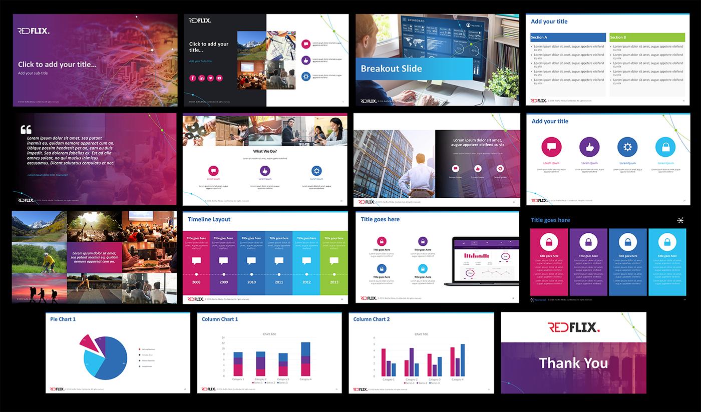 online free presentation templates